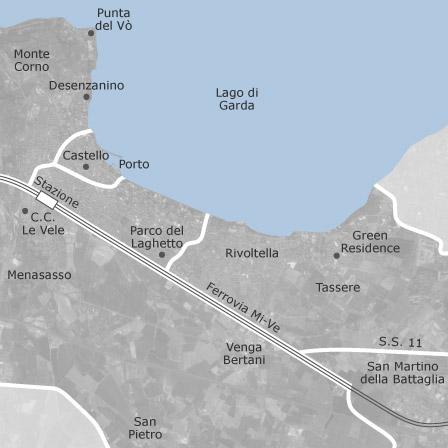 Mappa di desenzano del garda brescia comuni con annunci di terreni in vendita idealista - Agenzie immobiliari desenzano del garda ...