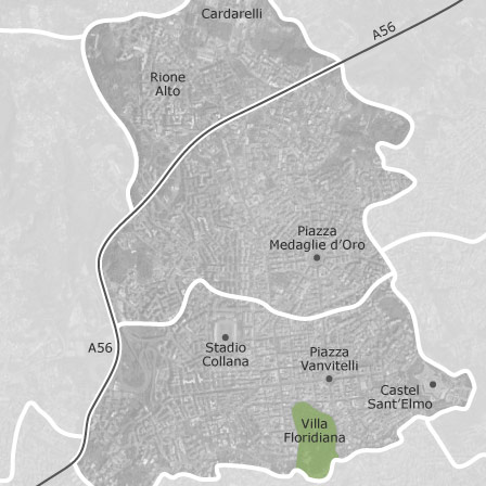 Cartina Vomero Napoli.Mappa Di Vomero Arenella Napoli Comuni Con Annunci Di Case In Vendita Idealista