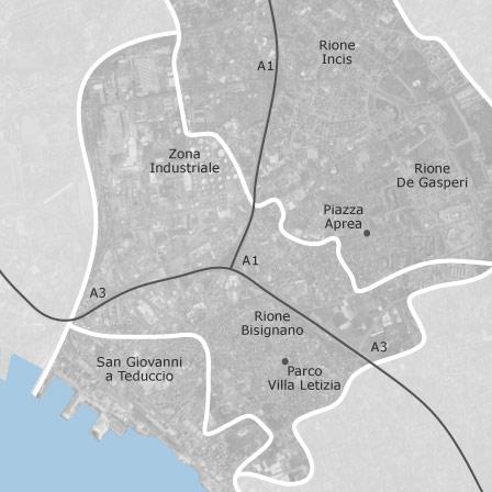 Cartina Vomero Napoli.Mappa Di Ponticelli San Giovanni A Teduccio Napoli Comuni Con Annunci Di Case In Vendita Idealista