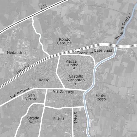 Mappa di voghera pavia comuni con annunci di case in for Case in vendita voghera