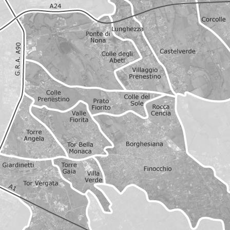 Mappa di roma est autostrade roma comuni con annunci di for Annunci locali commerciali roma