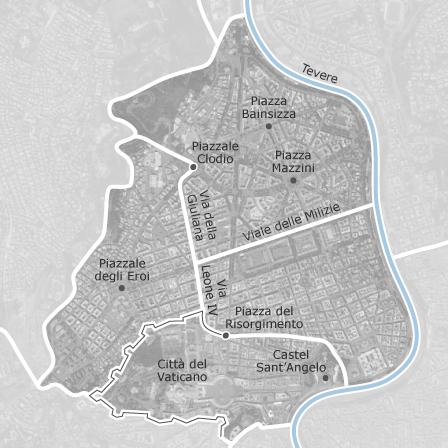 Appartamenti Zona Prati Roma