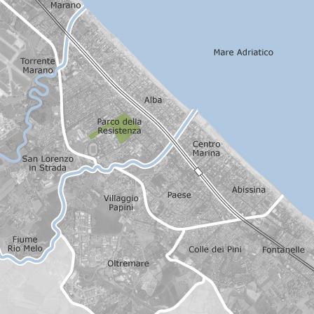 Cartina Italia Riccione.Mappa Di Riccione Rimini Comuni Con Annunci Di Case In Vendita Idealista