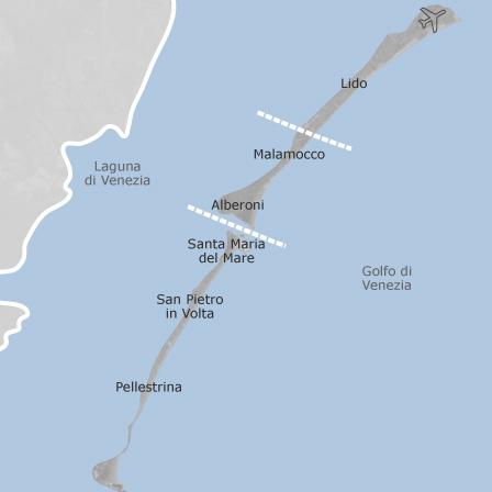 Cartina Lido Di Venezia.Mappa Di Lido Malamocco Pellestrina Venezia Comuni Con Annunci Di Case In Vendita Idealista